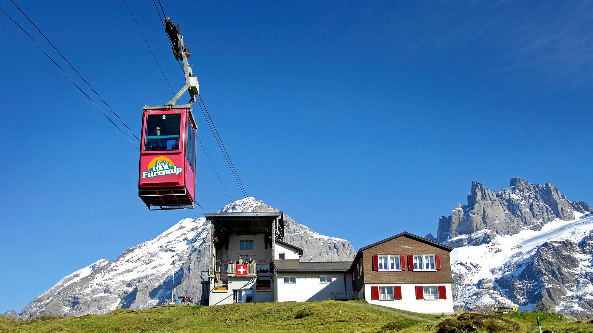 Engelberg Bergbahnen