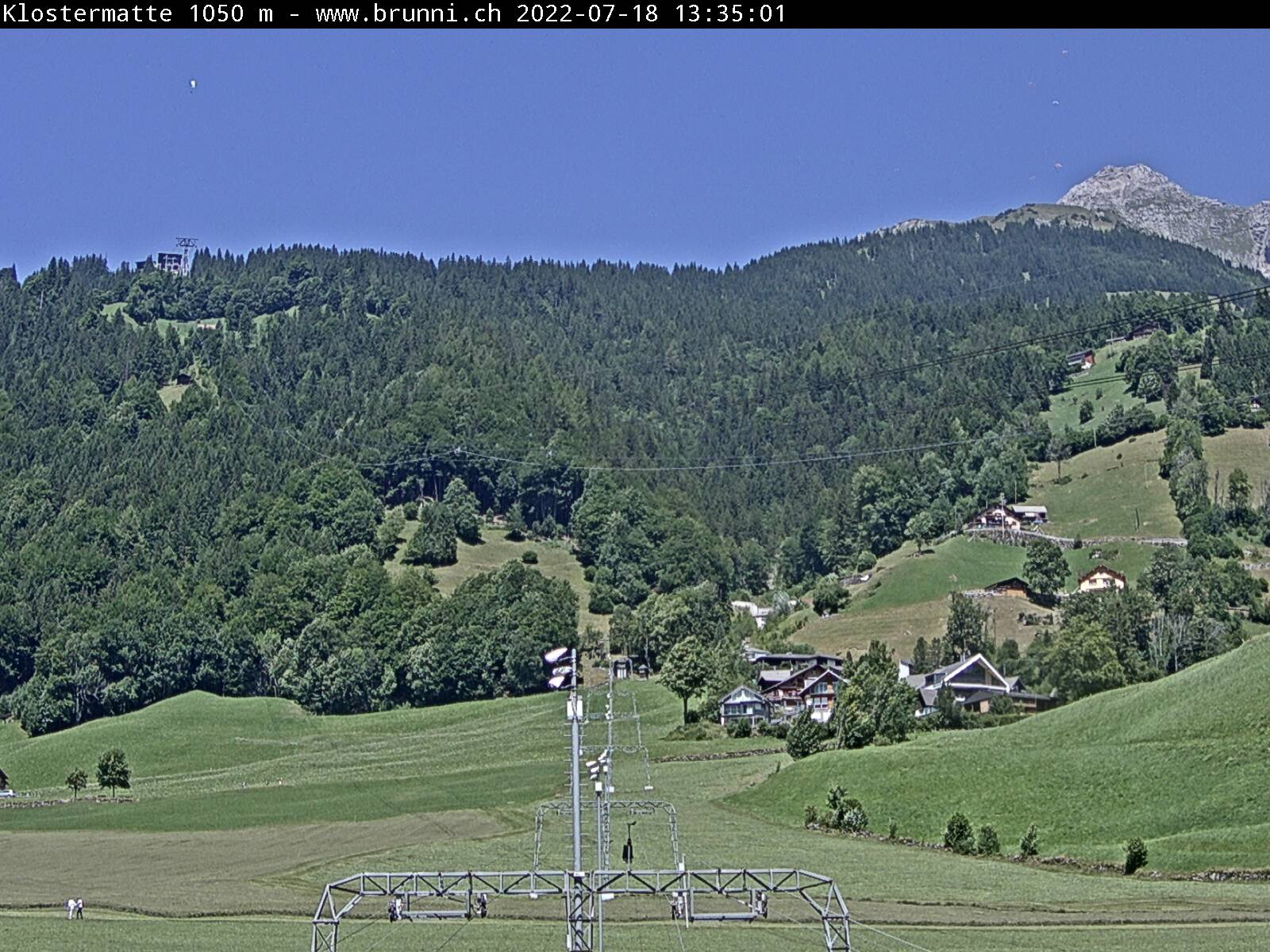 Webcams Engelberg